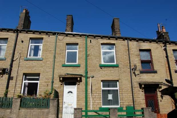 1 Bedroom Terraced House for sale in Albert Road Sowerby Bridge