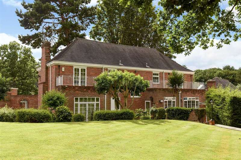 4 Bedrooms Detached House for sale in Ingleby Drive, Harrow-on-the-Hill