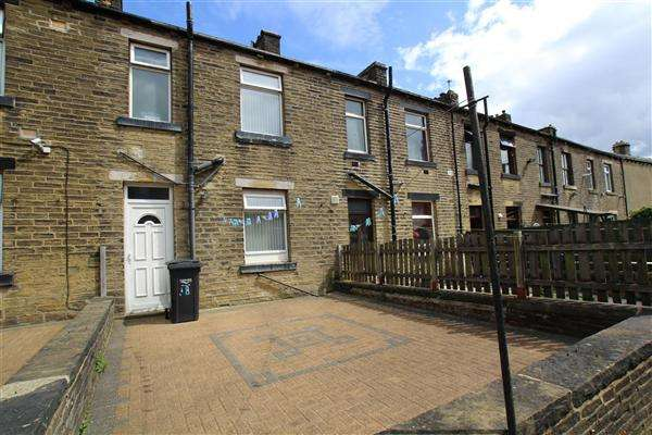 2 Bedrooms Terraced House for sale in Ripon Street, Halifax