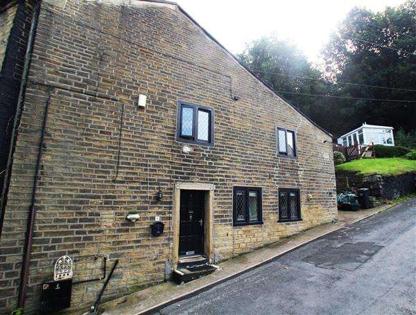 1 Bedroom Terraced House for sale in Scar Head Road, Sowerby Bridge
