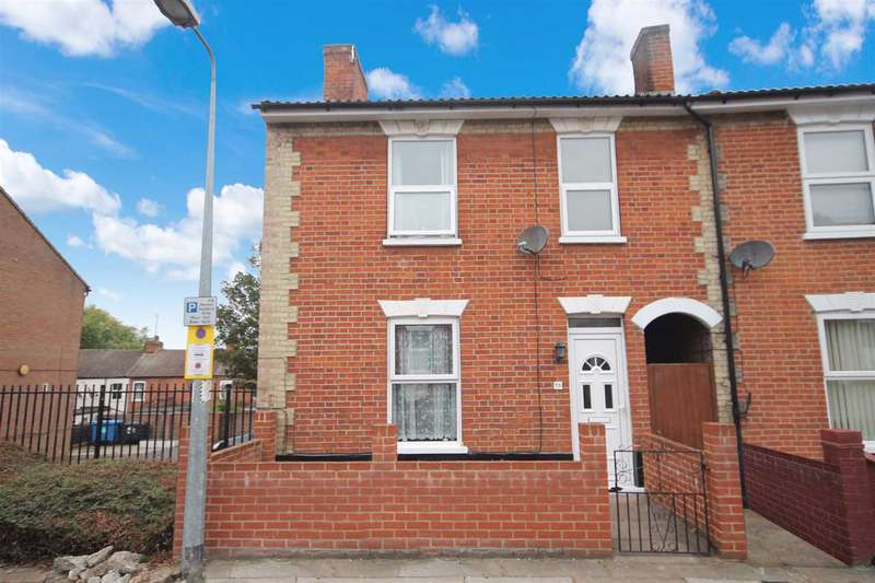 4 Bedrooms End Of Terrace House for sale in Bulwer Road, Ipswich