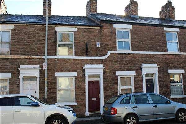 2 Bedrooms Terraced House for sale in Bond Street, Macclesfield