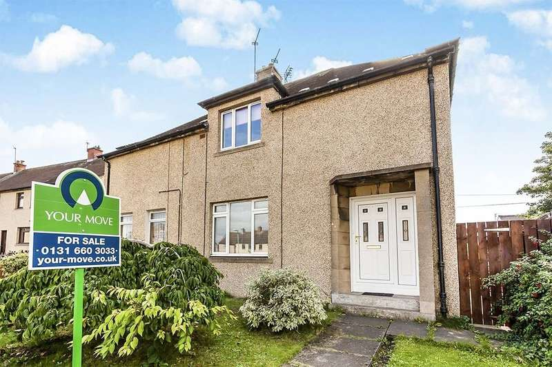 4 Bedrooms Semi Detached House for sale in Woodburn Avenue, Dalkeith, EH22