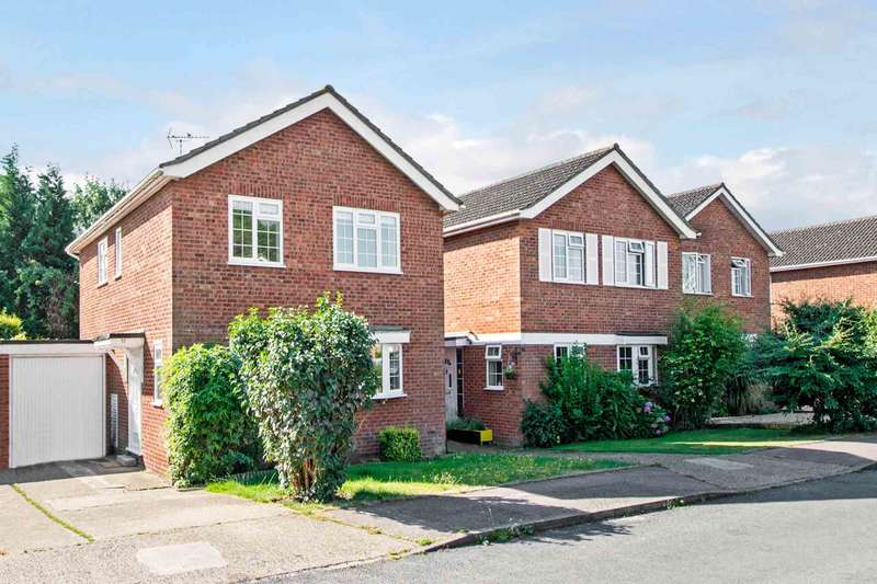 4 Bedrooms Detached House for sale in Chalgrove End, Stoke Mandeville