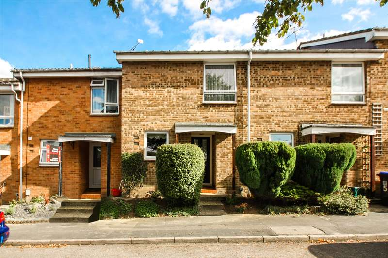 3 Bedrooms Terraced House for sale in Mint Walk, Knaphill, Woking, Surrey, GU21