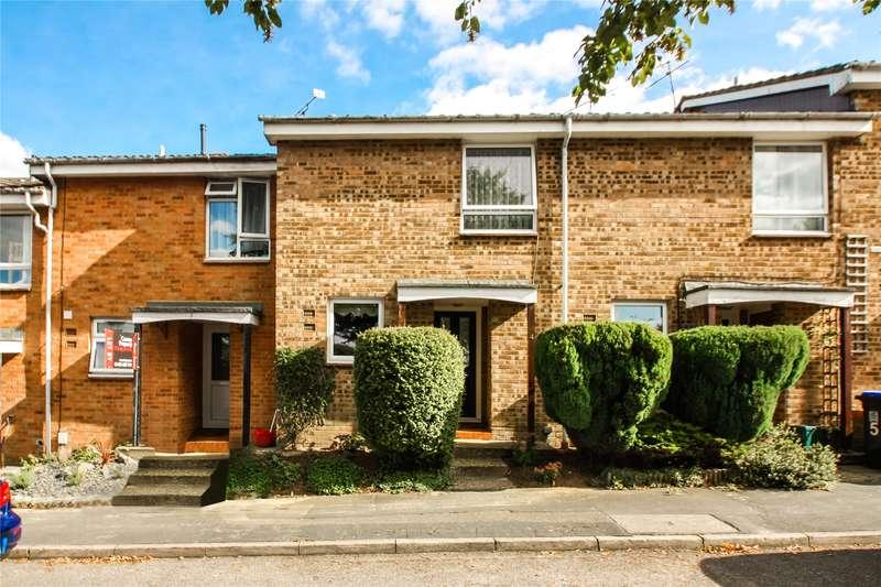 3 Bedrooms Terraced House for sale in Mint Walk, Knaphill, Woking, Surrey, GU21