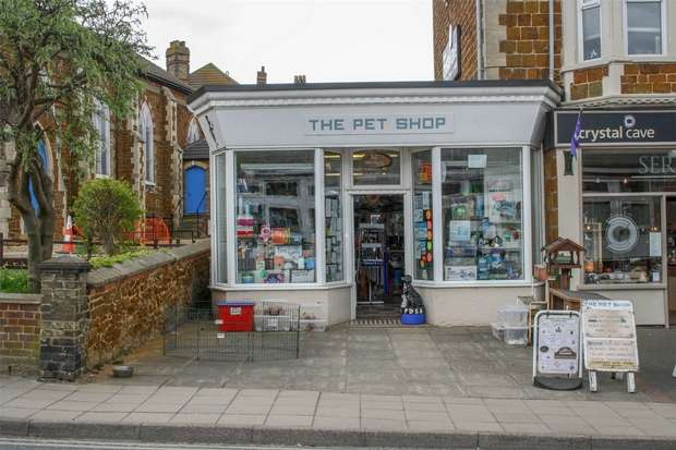 Commercial Property for sale in The Pet Shop, Hunstanton