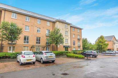 2 Bedrooms Flat for sale in Aprilia House, Lloyd George Avenue, Cardiff, South Glamorgan
