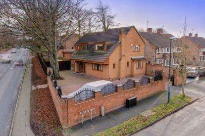 4 Bedrooms Detached House for sale in Derby Road, Chellaston, Derby, Derbyshire