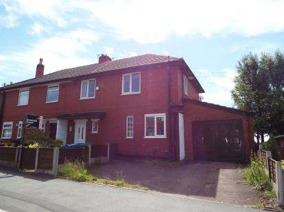 3 Bedrooms Semi Detached House for sale in Rochdale Old Road, Fairfield, Bury, Greater Manchester, BL9