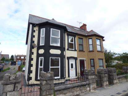 4 Bedrooms Semi Detached House for sale in Conway Road, Llandudno Junction, Conwy, LL31
