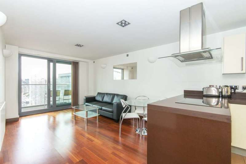 2 Bedrooms Apartment Flat for sale in Altura Tower, Bridges Court Road, SW11