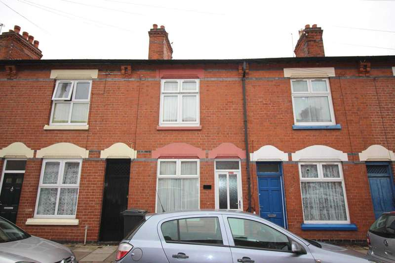 2 Bedrooms Terraced House for sale in Mere Road, Highfields