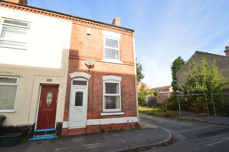 3 Bedrooms Terraced House for sale in Manvers Street, Nottingham