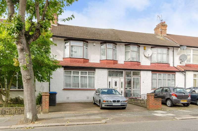 3 Bedrooms House for sale in Callard Avenue, Palmers Green, N13