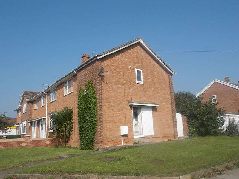 2 Bedrooms Terraced House for sale in Eggleston View, Darlington
