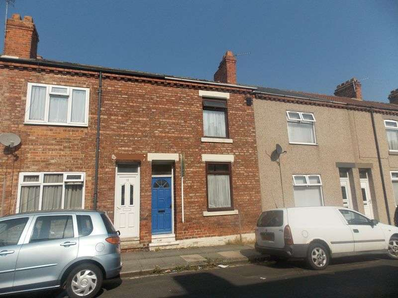 2 Bedrooms Terraced House for sale in Brighton Road, Darlington