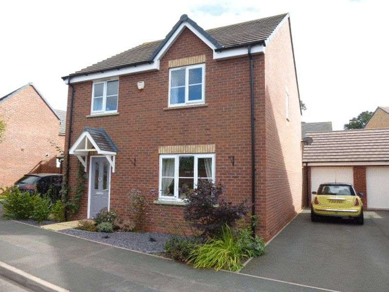 4 Bedrooms Property for sale in Stone Drive, Shifnal
