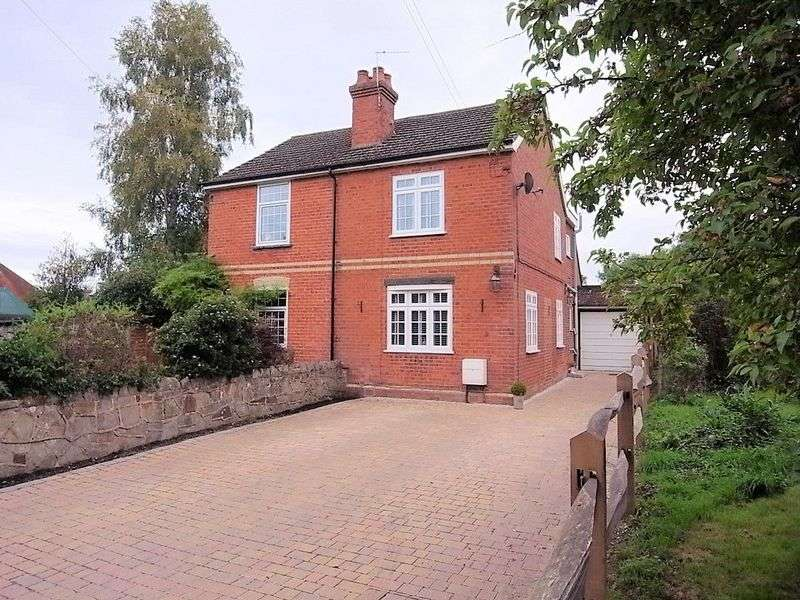 3 Bedrooms Semi Detached House for sale in Wood Street Village