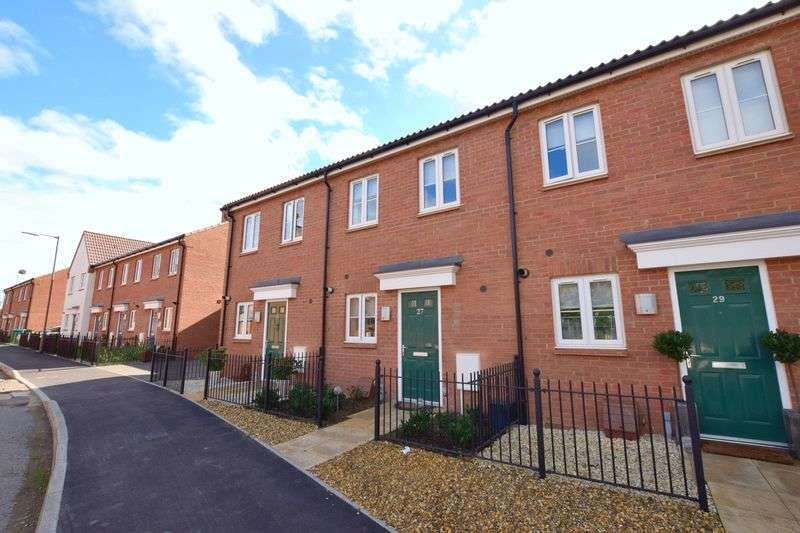 2 Bedrooms Terraced House for sale in Chappell Close, Aylesbury