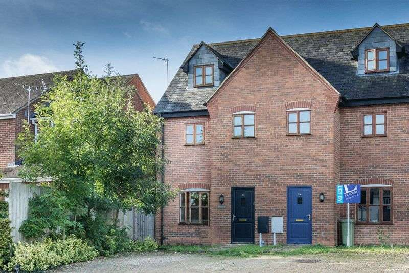 4 Bedrooms Semi Detached House for sale in London Road, Loughton, Milton Keynes