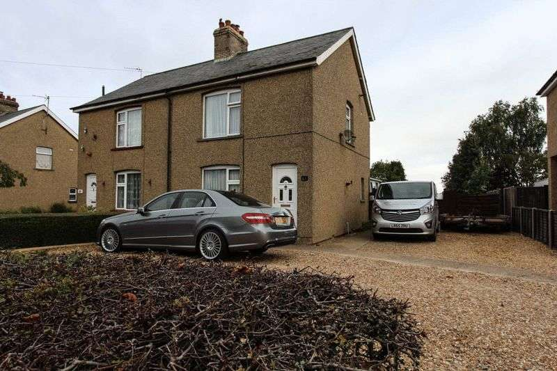 3 Bedrooms Semi Detached House for sale in Fordham Road, Soham