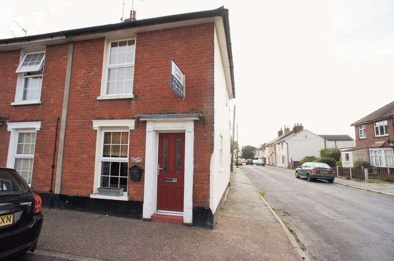 2 Bedrooms Terraced House for sale in Dean Street, Brightlingsea