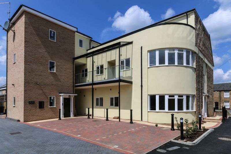 2 Bedrooms Flat for sale in St. Marys Court, Ely