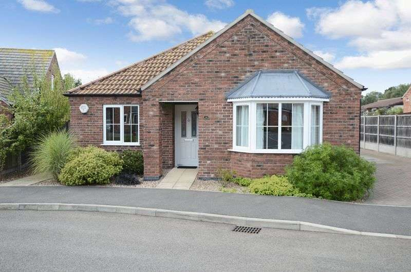 3 Bedrooms Detached Bungalow for sale in 18 Mill Close, Roughton Moor