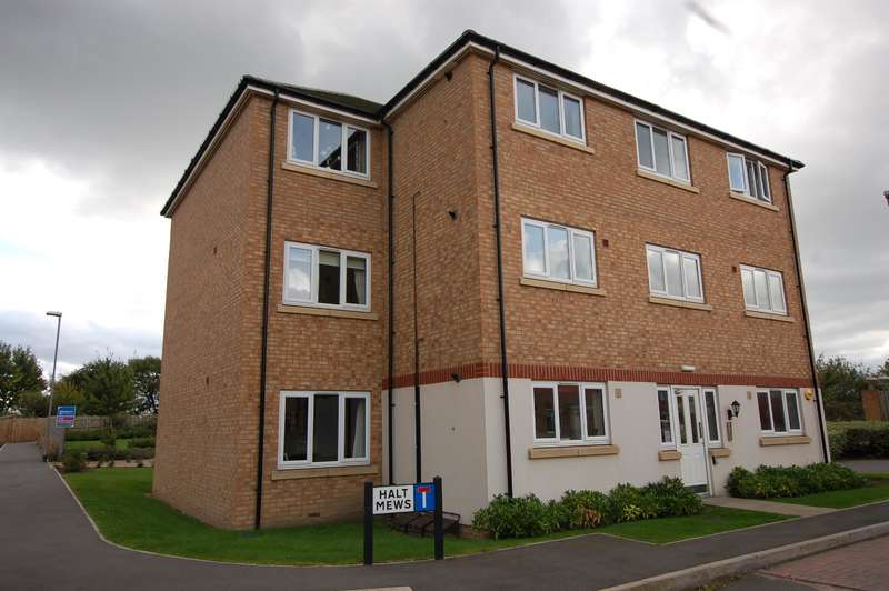 2 Bedrooms Flat for sale in Halt Mews, 'Himley View', Kingswinford, DY6 7BF