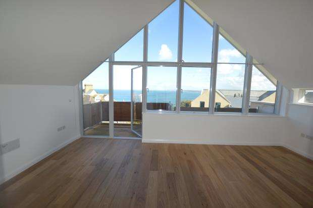 2 Bedrooms Flat for sale in Cordyline Croft, The Belyars, St. Ives, Cornwall