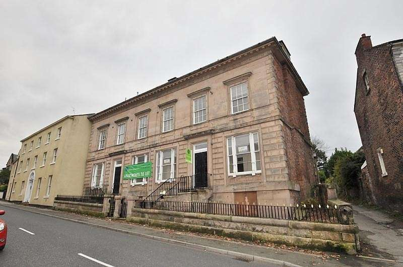 2 Bedrooms Flat for sale in Whetstone Lane, Birkenhead