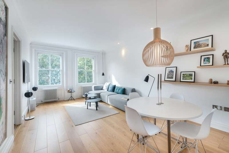 2 Bedrooms Flat for sale in Cornwall Gardens, South Kensington, London, SW7