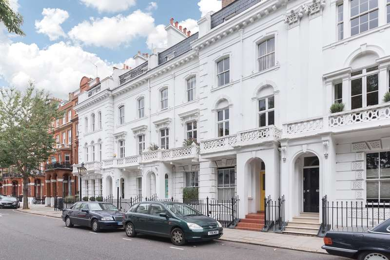 5 Bedrooms Terraced House for sale in Hereford Square, London, SW7