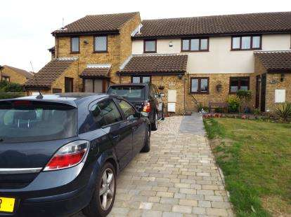 3 Bedrooms Terraced House for sale in Lychgate, Sundon, Luton, Bedfordshire