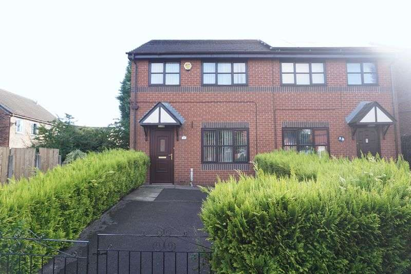 3 Bedrooms Semi Detached House for sale in Stanbrook Street, Levenshulme