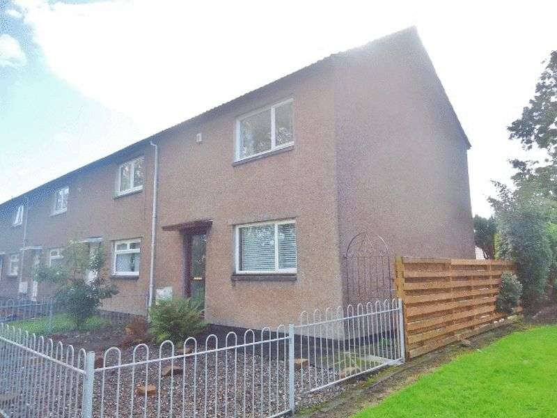 2 Bedrooms Terraced House for sale in 25 RANNOCH COURT, ALLOA