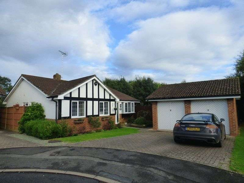 3 Bedrooms Detached Bungalow for sale in Heather Avenue, Gloucester