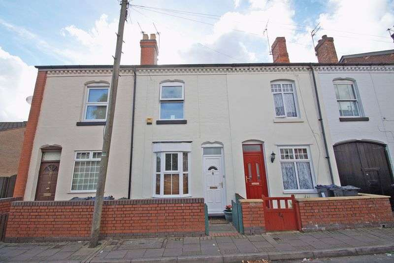 2 Bedrooms Terraced House for sale in Middleton Road, Kingsheath. Birmingham.