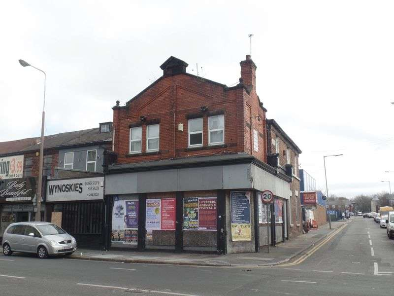 Property for sale in 254/256 Walton Road, Liverpool - For Sale by Auction 26th October 2016