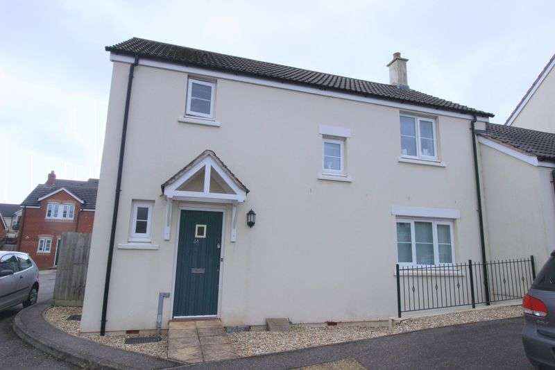 3 Bedrooms House for sale in Saxon Close, Crediton