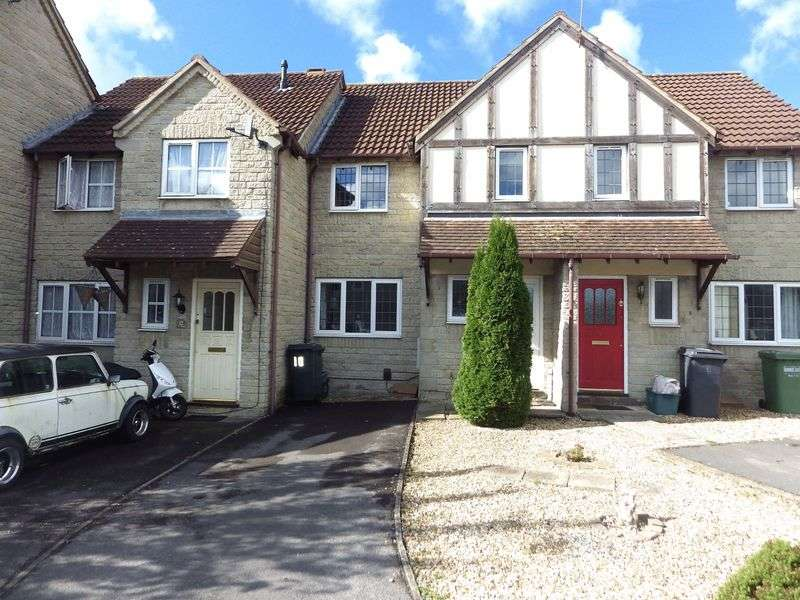 3 Bedrooms Terraced House for sale in Ferndene, Bradley Stoke