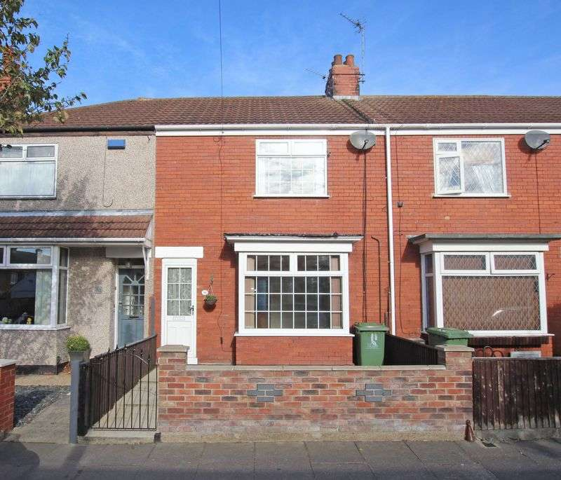 3 Bedrooms Terraced House for sale in GEORGE STREET, CLEETHORPES