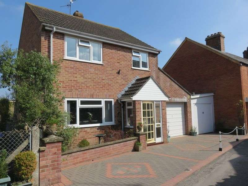 3 Bedrooms Detached House for sale in Holly Terrace, Chard