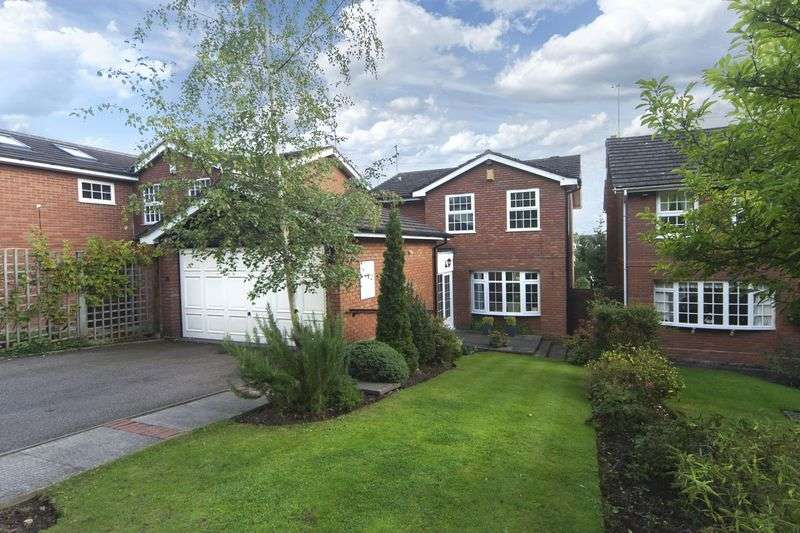 4 Bedrooms Detached House for sale in Grove Lane, Wightwick, Wolverhampton