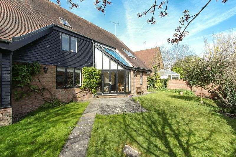 5 Bedrooms Detached House for sale in Cambridge Road, Clevedon