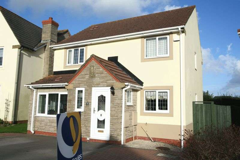 4 Bedrooms Detached House for sale in Samson Street, Llantwit Major