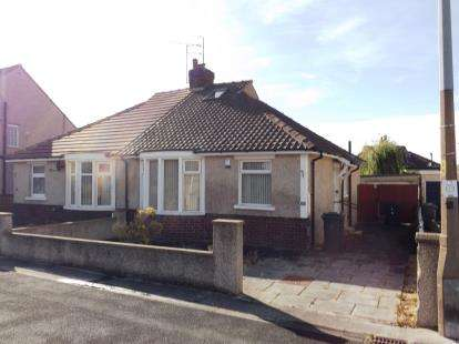 2 Bedrooms Bungalow for sale in Woodhill Lane, Morecambe, Lancashire, United Kingdom, LA4
