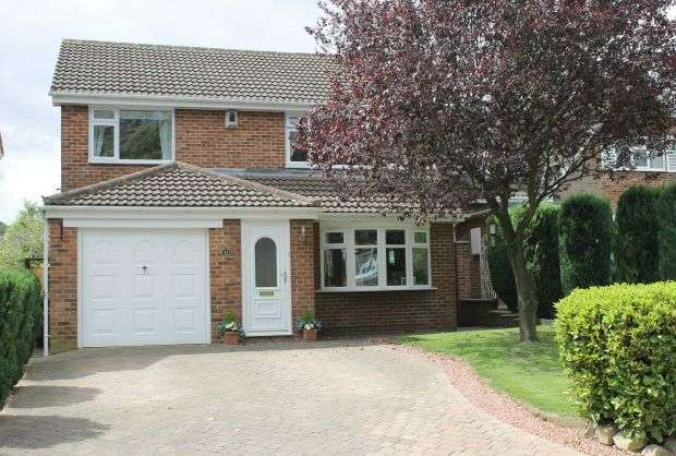 4 Bedrooms Detached House for sale in Staindale, Cleveland Park, Guisborough