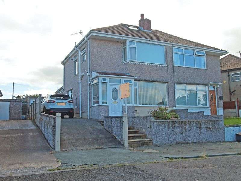 3 Bedrooms Semi Detached House for sale in Lowlands Road, Morecambe